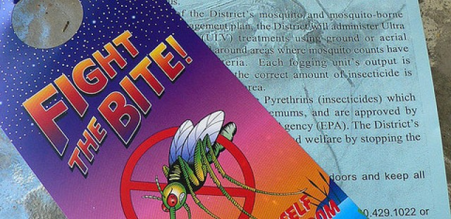 How big of a threat is West Nile to the public at large?