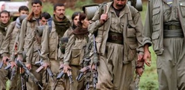 U.S. works with Kurdish fighters, despite classification as terrorists