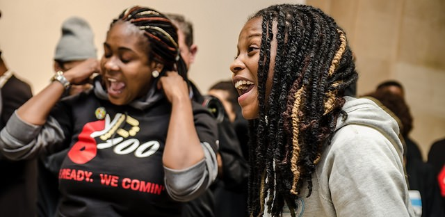 Black Youth Project 100 Calls for Reparations, Releases Policy Agenda