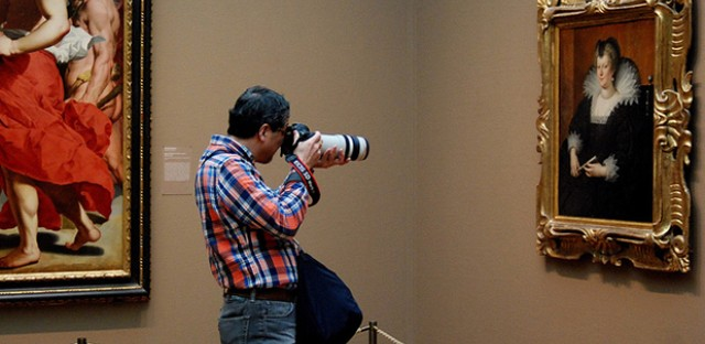 Assault with a Canon, Art Institute of Chicago, 2013: Photo of the Day - April 3, 2013