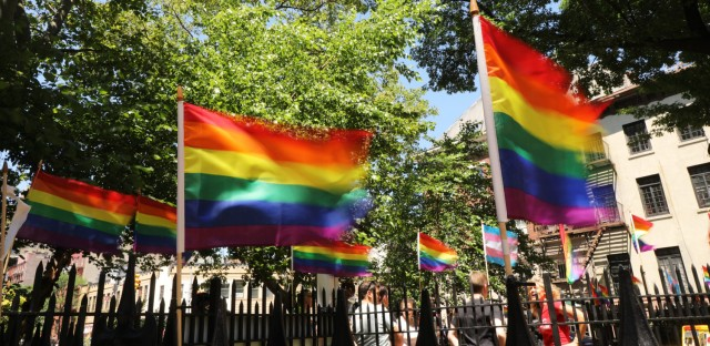 50 Years After Stonewall Riots, Some LGBTQ Youth Still Struggle With Acceptance