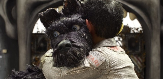 Pop Culture Happy Hour : Isle of Dogs Image