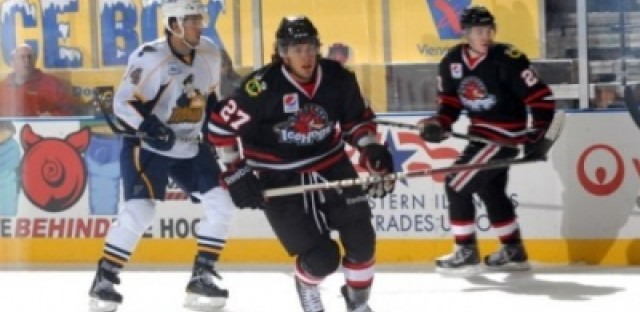 Catching up with the Rockford IceHogs