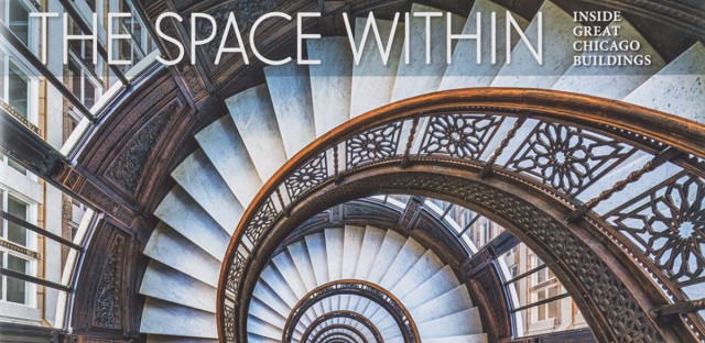 book cover of space within