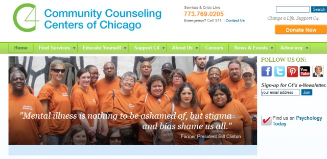 Large provider of Chicago mental health services, C4, is closing