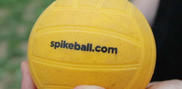 Spikeball gaining popularity