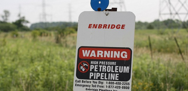 Indiana oil pipeline 'a mixed bag' for environment