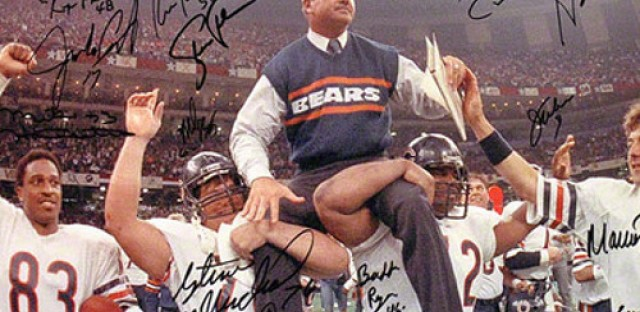 Report investigates painkiller use by '85 Bears