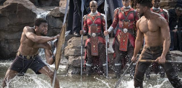 Pop Culture Happy Hour : Black Panther Image