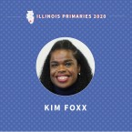 Kim Foxx Wins The State's Attorney's Primary Race