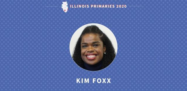 Kim Foxx Wins The State's Attorney's Primary Race