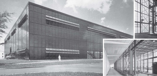 The early life of Building 521 on the Naval Station Great Lakes
