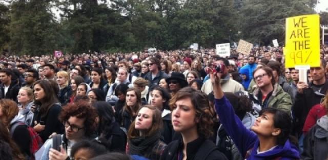 Video: Students respond to UC Davis pepper spray incident