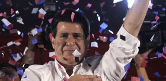The Colorado Party is victorious in Paraguay's elections