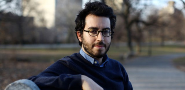 Jonathan Safran Foer in 2012