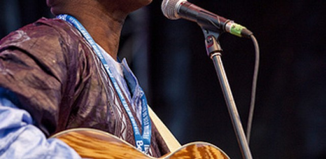 The joyful blues of Mali's Sidi Touré