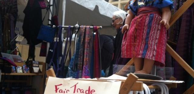 World Fair Trade Day 2015
