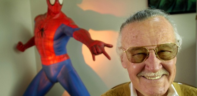 On Point with Tom Ashbrook : Remembering Stan Lee, A Leading Mind Behind Marvel And Comic Book Legend Image