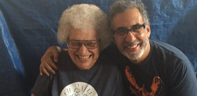 Tony Sarabia and Val Camilletti