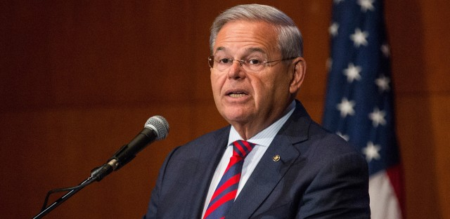 Sen. Bob Menendez, D-N.J., and other lawmakers say they are considering removing private companies from the National Flood Insurance Program.