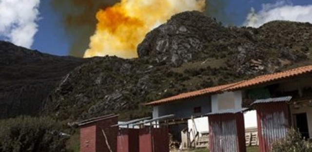 New Peruvian law limits some environmental protections