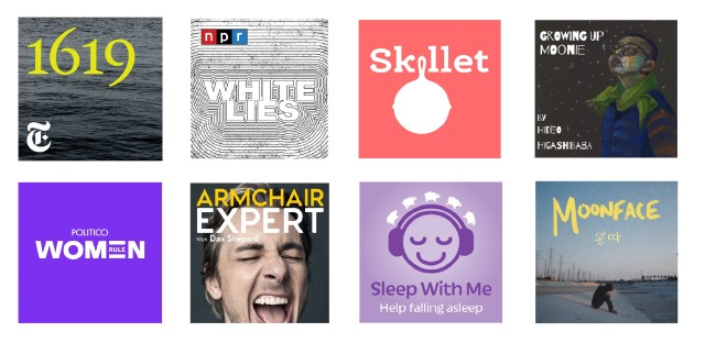 Best Podcasts 2019