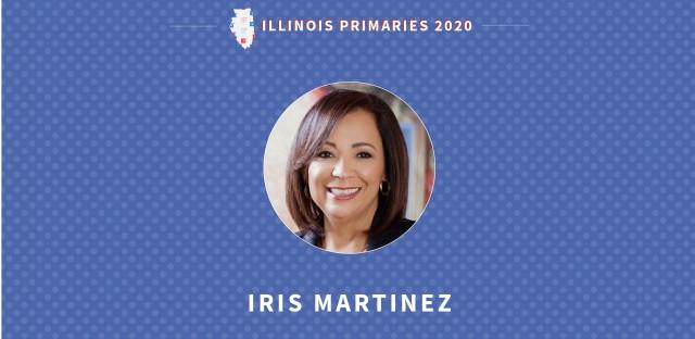 Iris Martinez Wins the Democratic Primary for Cook County Circuit Court