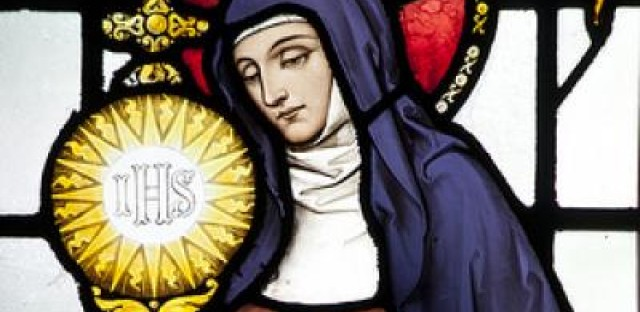 Happy feast of St. Clare of Assisi day