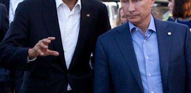 Obama, Russia and the Syrian conflict