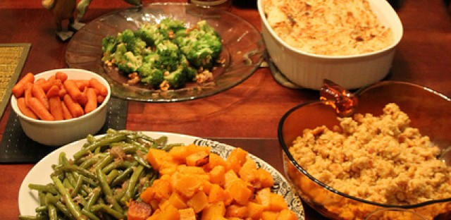 Guidelines for Thanksgiving with a vegetarian
