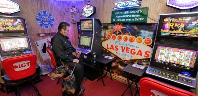 VIDEO GAMBLING ILLINOIS