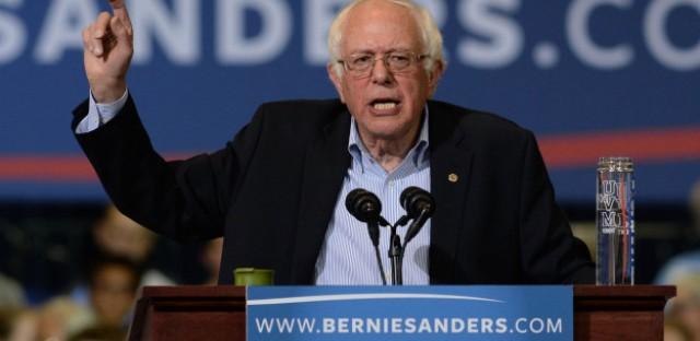 Sanders speaks up for guns, Trump gets Hispanic support