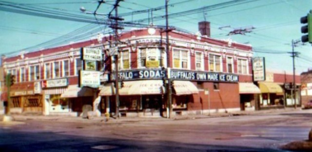 The Buffalo in 1972