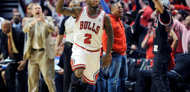 Can Nate Robinson come to the rescue again?