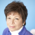 Valerie Jarrett, senior adviser to President Obama, at NPR's studios in Washington, D.C.