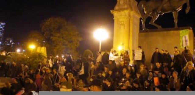 Saturday in the park: A behind the scenes look at Occupy Chicago