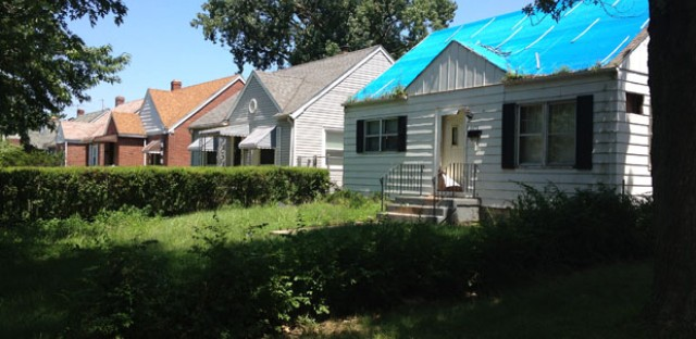Gary, Indiana offering homes for a buck
