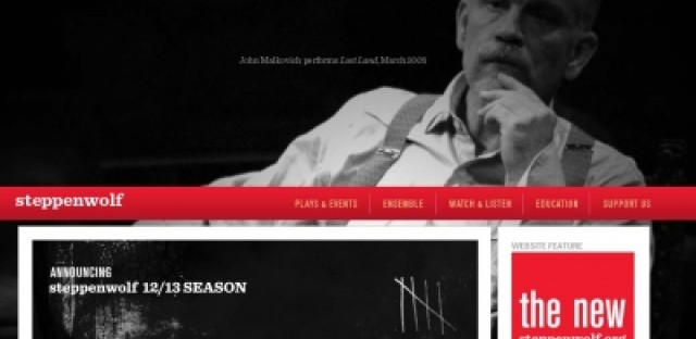 Daily Rehearsal: Top theaters unveil new website designs