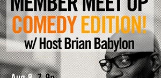 Bronzeville Coffee House Comedy Show