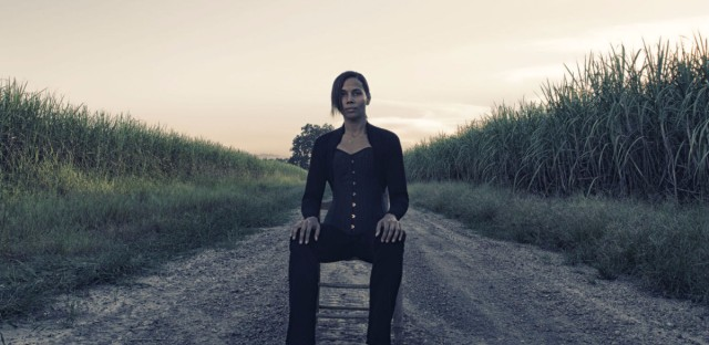 """""""This instrument right here, born in Africa, but then made in America and then altered by white America — that's the story of so much of our music,"""" Rhiannon Giddens says of the banjo."""