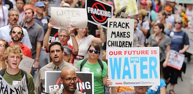New investigation finds that fracking causes water pollution