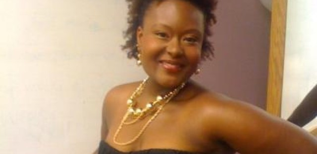 Lauren Williams, 26, says natural hair is just as difficult to maintain as relaxed hairstyles.