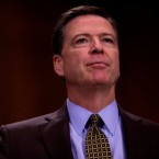 Then-FBI Director James Comey
