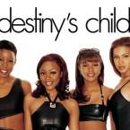 Destiny's Child Self Titled Album Cover