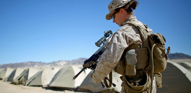 Fact-Check: Are Women Facing the Draft?