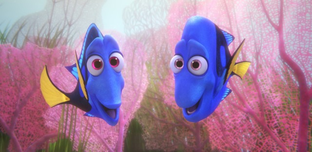Pop Culture Happy Hour : Finding Dory and Great Voice Acting Image