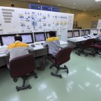 In this photo dated Aug. 23, 2010, Iranian technicians work at the Bushehr nuclear power plant, where Iran had confirmed several personal laptops infected by Stuxnet malware.