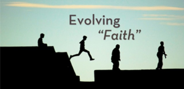"""On Being : Evolving """"Faith"""" Image"""