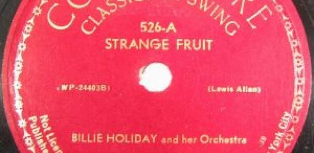 Radio Diaries : #61: Strange Fruit, Revisited Image