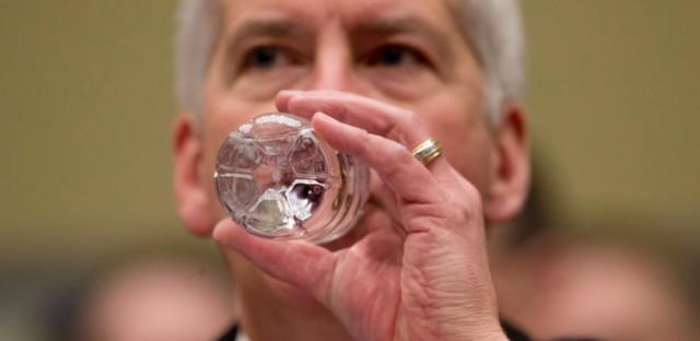 Michigan Gov. Rick Snyder Flint water